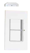 Wireless ON -OFF Switch + Dimmer RF Wall Unit