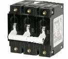 06A 3-Phase 4.5KA (59mm Wide) Circuit Breaker - Box Of 4