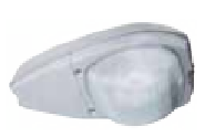 Street Light Fitting 400Watt ES Lamp Fitting - Aluminium +Glass