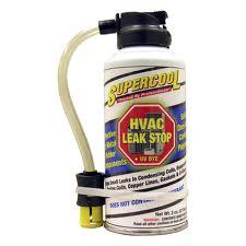 supercool hvac leak stop commercial refigeration