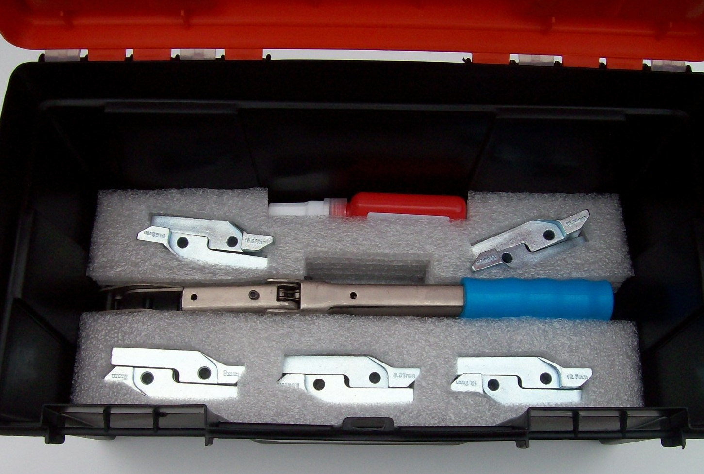 Suhring Empty Toolbox (with Foam Inserts )