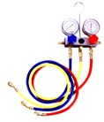 MANIFOLD SET + 2M HOSES - R410a ONLY