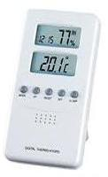 Digital Max. / Min. Data Hold Thermometer / Hygrometer