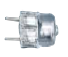 Halogen 230v 100 watt -45 x 13mm (for Downlight / Reading Lamps)